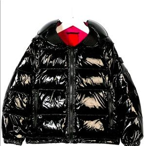 AI Riders On The Storm Real Down Puffer Jacket
